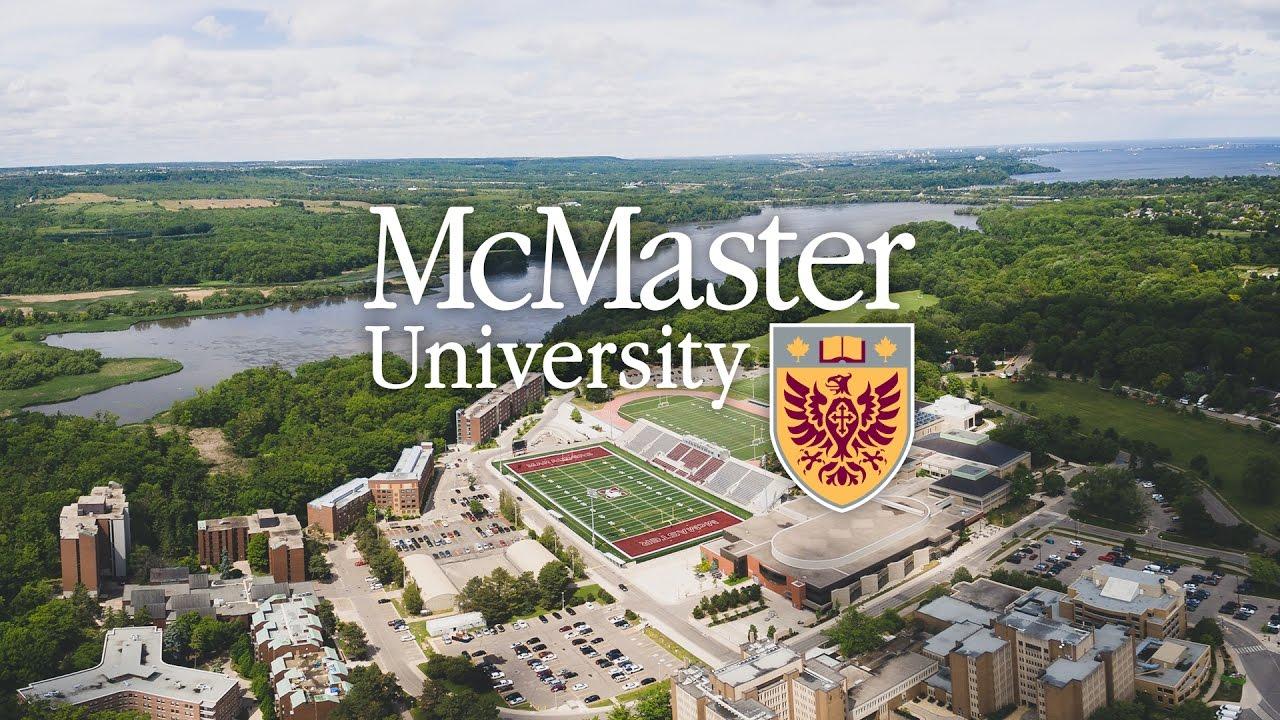 McMaster University – Đại học Canada luôn nằm trong top 100 thế giới