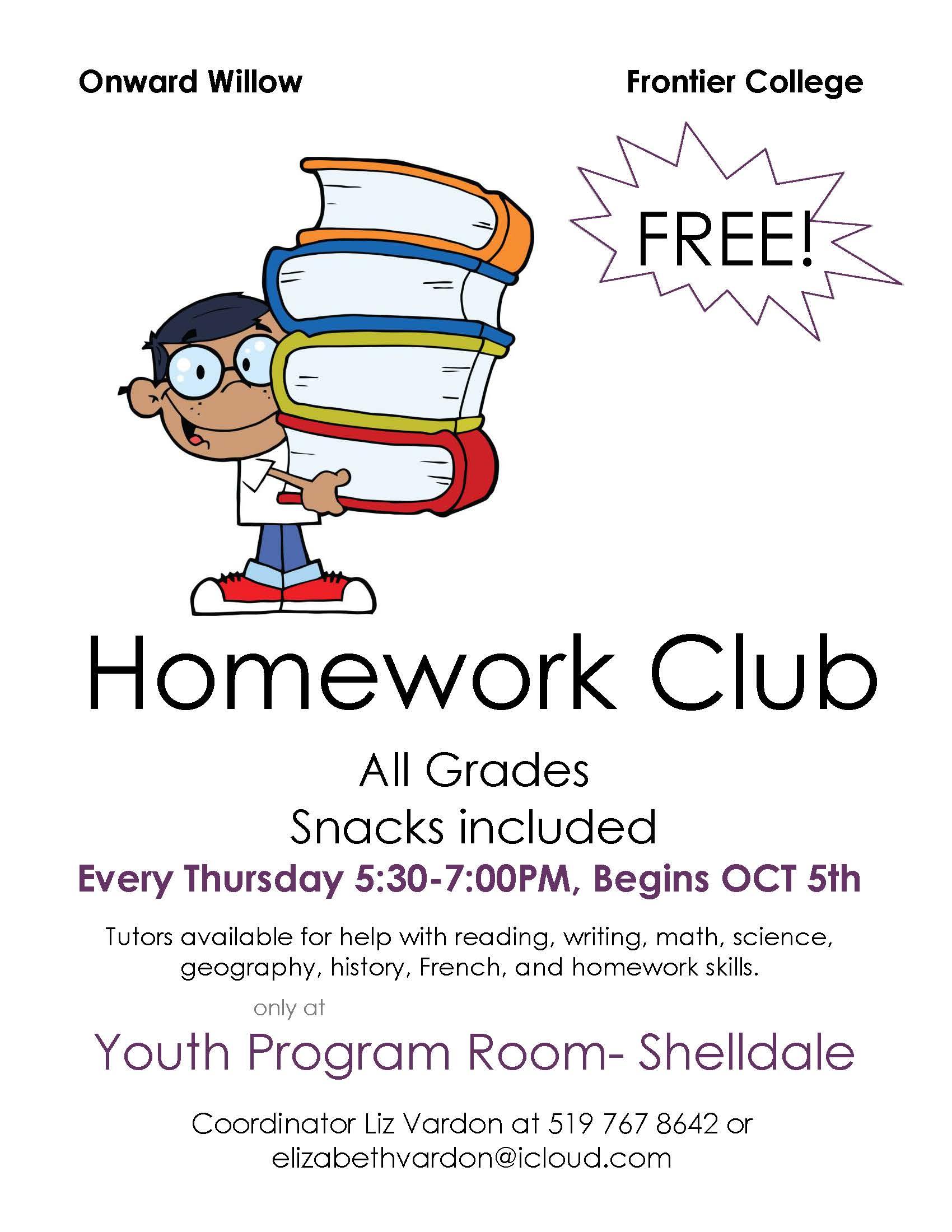 Homework help ugdsb